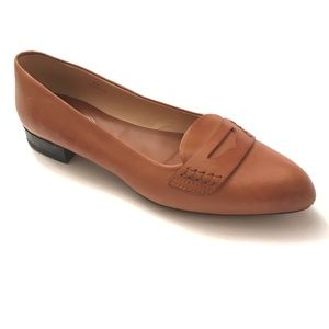 Tod's Penny Loafers in Cognac